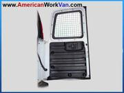 Van Shelving & Van Ladder Racks,  Window Screens - True Racks USA
