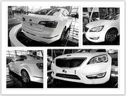 Hyundai Tiburon Headlights