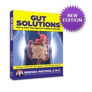 Gut Solutions Book by Brenda Watson