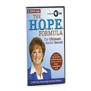 The HOPE Formula DVD Combo