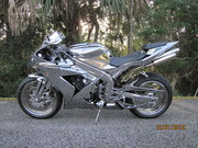 2004 Yamaha YZF-R1 ALL CHROME