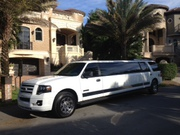 Special offers for renting a limo for your  wedding in Florida