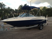 2008 Sea Ray 175 Sport w/ Trailer