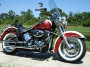 Harley-davidson Softail Deluxe FLSTN