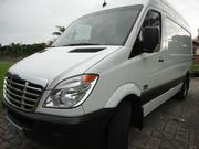 Mercedesbenz 2012 Mercedes-Benz Sprinter 2500 144 WB Turbo Diesel Ca