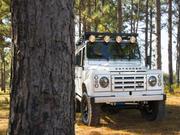 Land Rover Defender 2000 miles