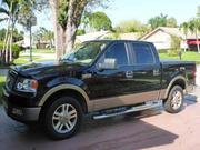 FORD F-150 Ford F-150 Lariat Crew Cab Pickup 4-Door