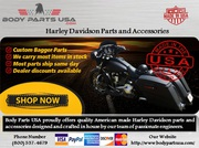 Harley Davidson Parts and Accessories | Body Parts USA