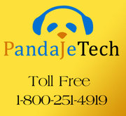 Speed Up Your Pc with Pandaje Virus Removal Helpline;  Dial 18002514919