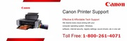 Canon Printer Technical Support Number 1-800-261-4071
