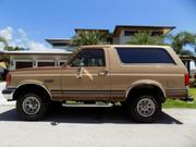 1989 Ford 5.0 v8 Ford: Bronco XLT