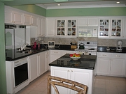 Kitchen cabinets,  Boca Raton Fl. Cabinet refacing,  Kitchen remodeling