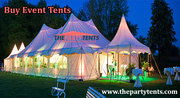 Outdoor Party Tents ,  Large Party Tents