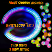 Fidget Spinner Toy  Led  Spinner Toy