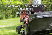 Landscaping Service Company-Residential and Commercial