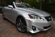 2013 Lexus IS HARD TOP CONVERTIBLE  F-SPORT EDITION