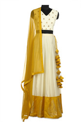Trendy Lehenga Designs for You from TheHLabel,  Now in USA