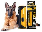 King Komb Dog Brush | 100% Money-Back Guarantee